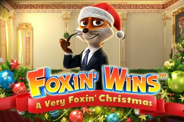 A Very Foxin Christmas Slots review