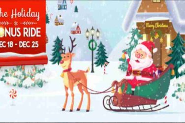 Join Santa's Bonus Ride for Daily Gifts