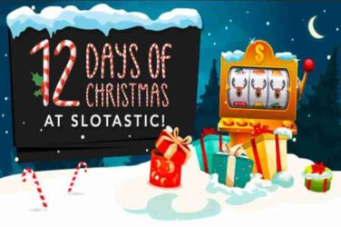 Slotastic Casino 222% up to $600 Christmas Bonus