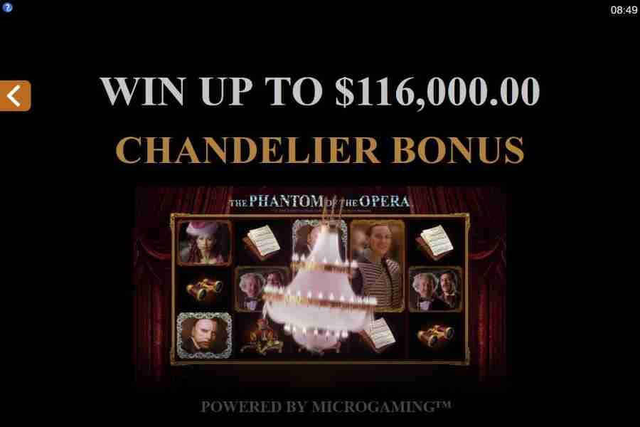 Chandelier Bonus Feature