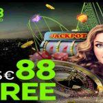 888 Casino $88 No Deposit Bonus