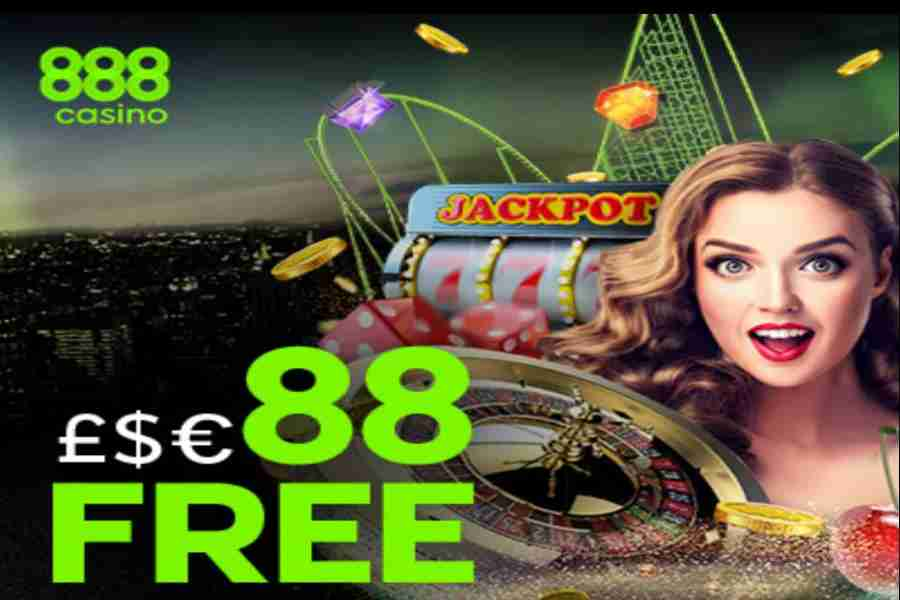 888 Mobile Casino No Deposit Bonus