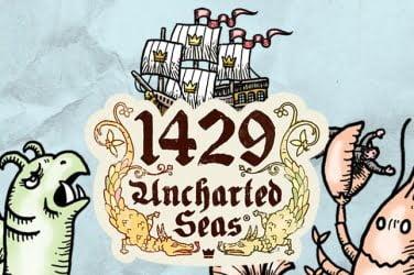 1429 Uncharted Seas Slots
