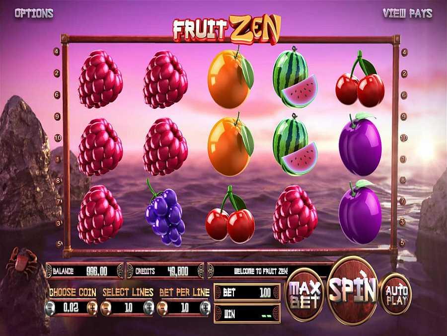 FruitZen main Slots