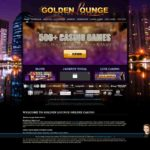 Golden Lounge Casino Screenshot
