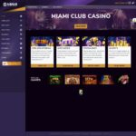 Miami Club Casino Screenshot