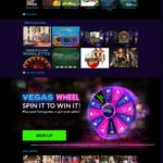 Vegas Spins Casino Screenshot