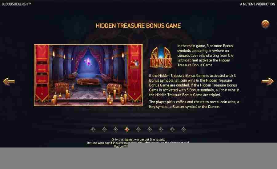 Bonus Game Feature