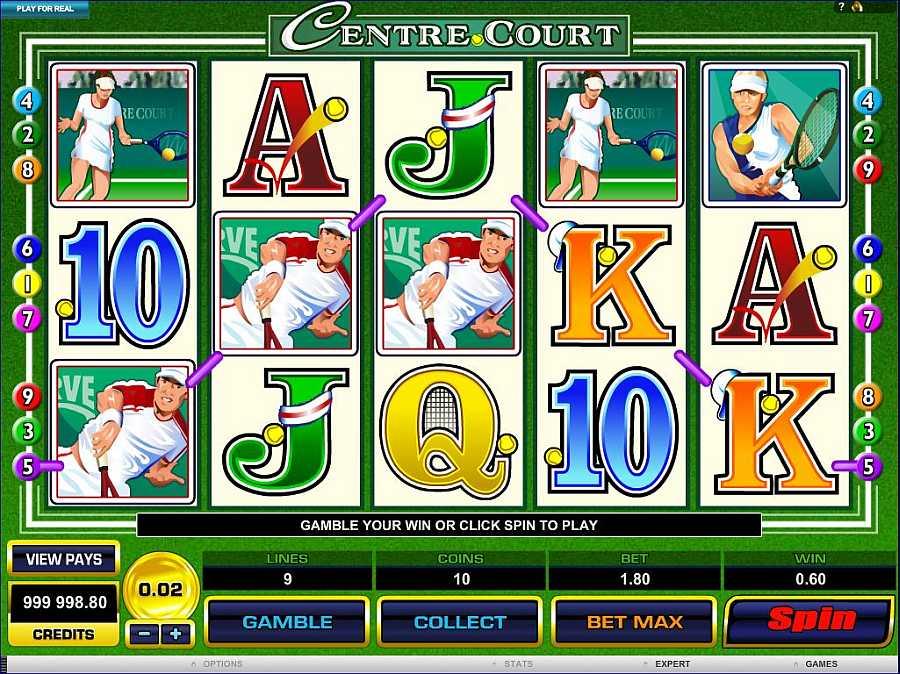 Centre Court Screenshot