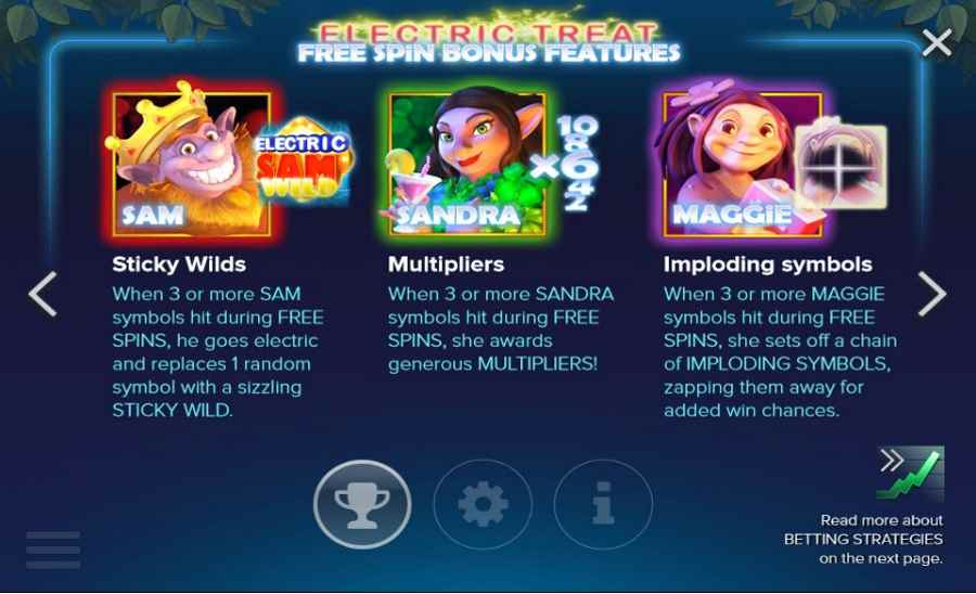 Free Spins Bonus Features