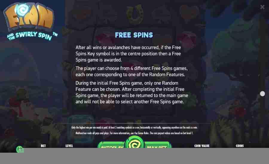Finn Free Spins