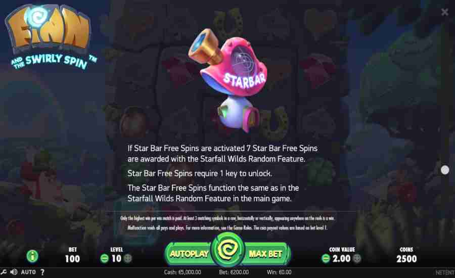 Star Bee Free Spins