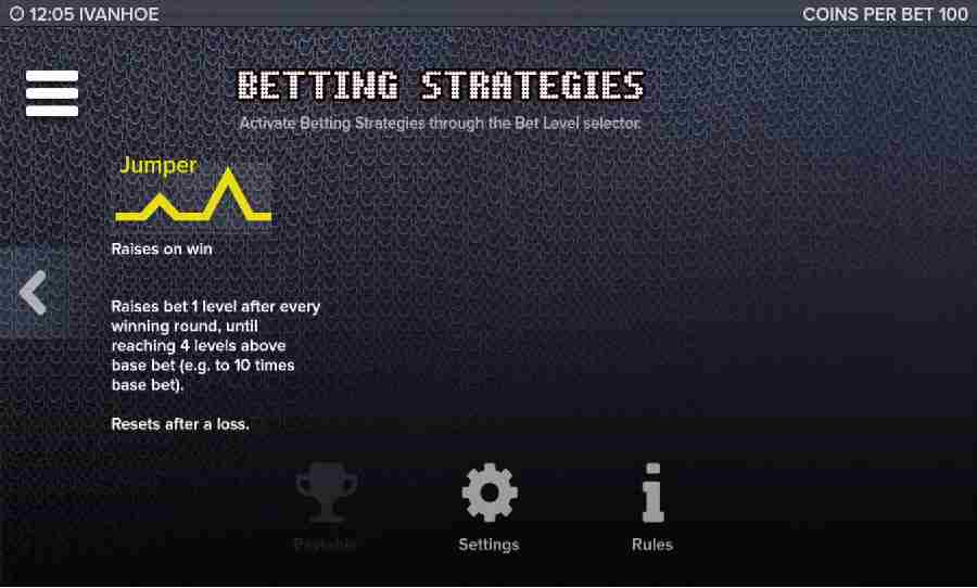 Betting Strategies 2