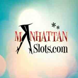 Manhattan Slots Casino logo