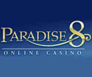 Paradise 8 Casino Logo