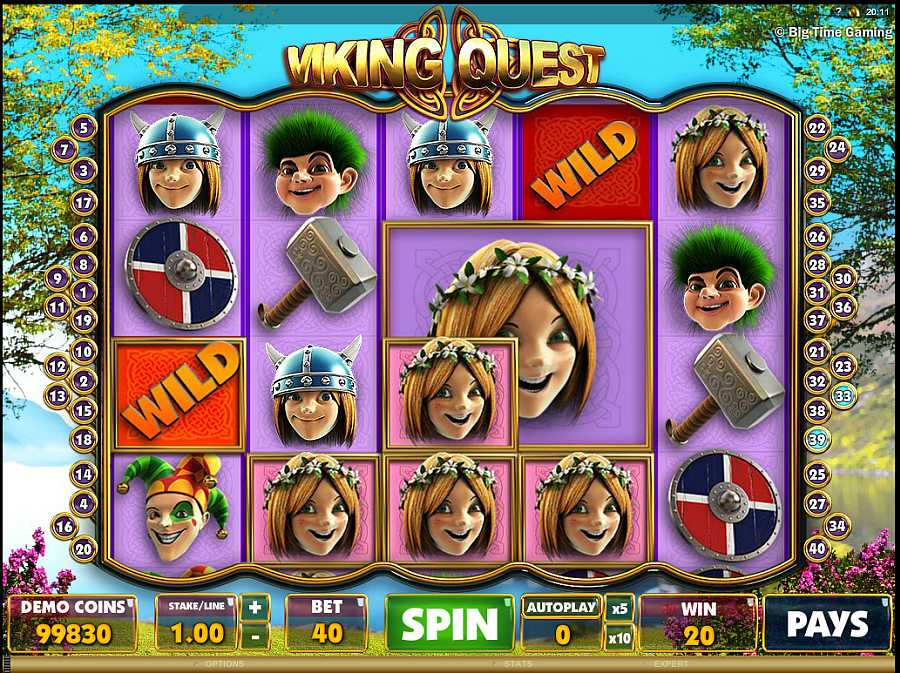 Viking Quest Screenshot