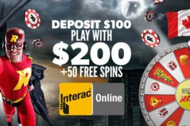 """Rizk Casino Adds Interac for Canadian Customers"""""""
