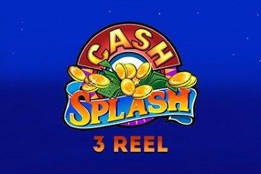 Cash Splash 3 Reel Slots