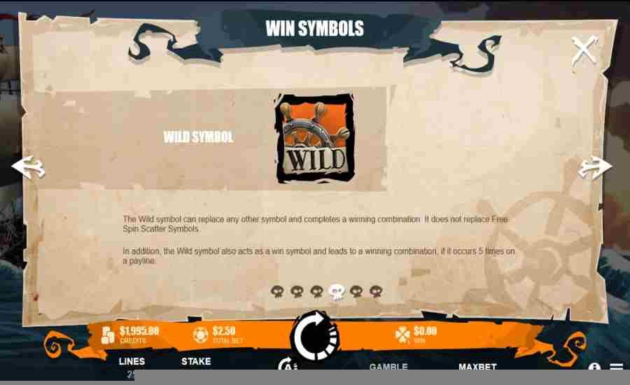 Wild Symbol Value