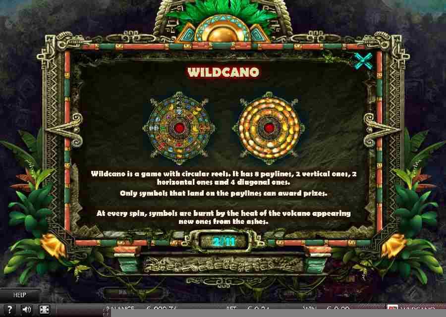 Wildcano Feature