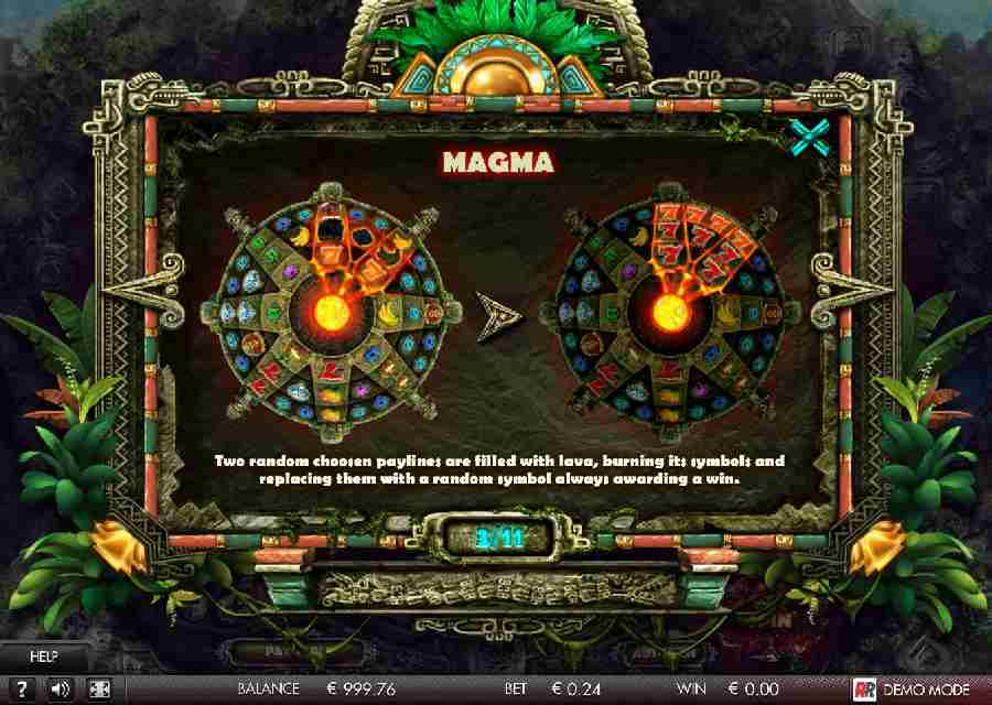 Magma Feature