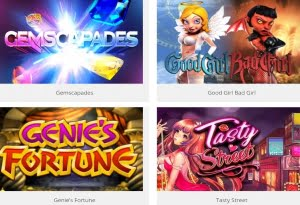 Video Slot games