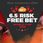 Cloudbet World Cup Risk Free Bet