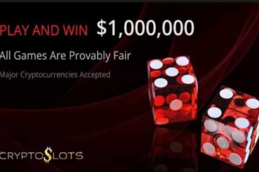 Slotland Launches Crypto only CryptoSlots