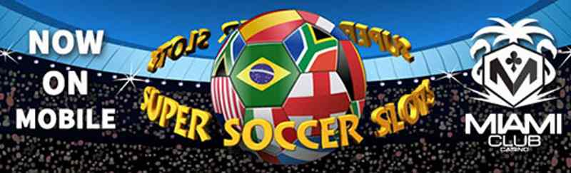 miami club spins on soccer slots