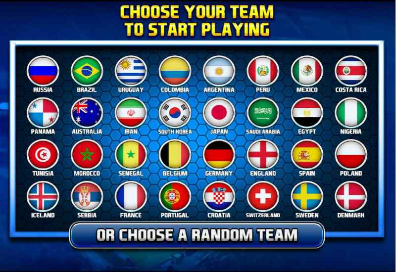 The Champions Choose Your Team