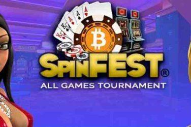 Betchain Spin Fest Tournament