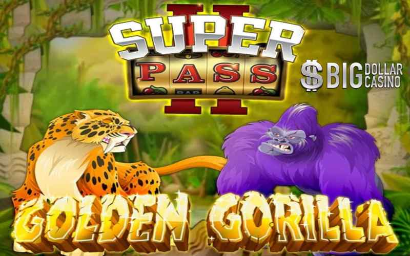 Big Dollar Golden Gorilla Codes