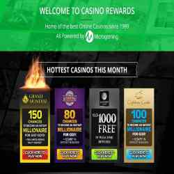 Casino Rewards loyalty program