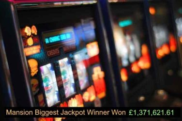 Biggest Jackpot Won at Mansion Casino