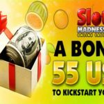 Slot Madness No Deposit Code