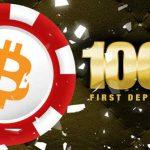 Betcoin First BTC Deposit Bonus