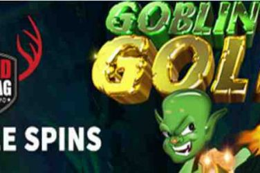 Red Stag Goblin's Gold Free Spins