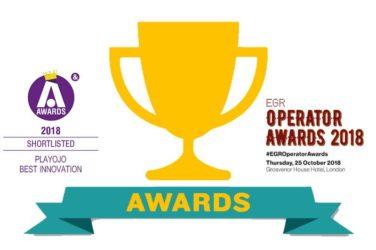 EGR Operator Awards 2018 Finals