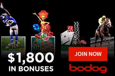 Bodog Trusted Online Sportsbook