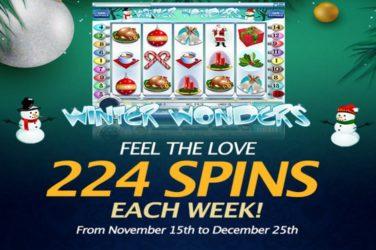 24VIP Casino 224 SPINS Each Week