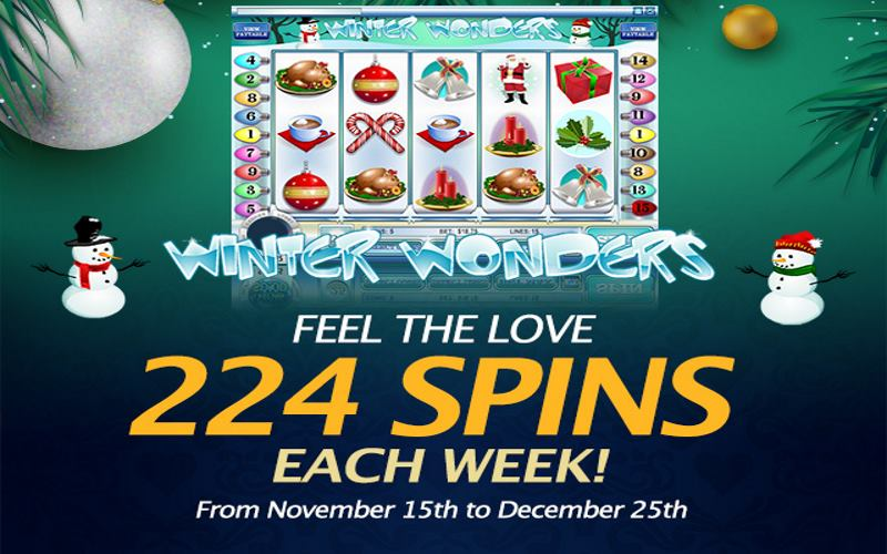 24VIP Casino 224 SPINS Each Week