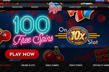 This is Vegas 100 Free Spins No Deposit Bonus
