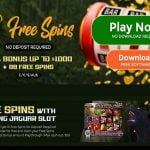 888 Tiger 18 free Spins - No Deposit