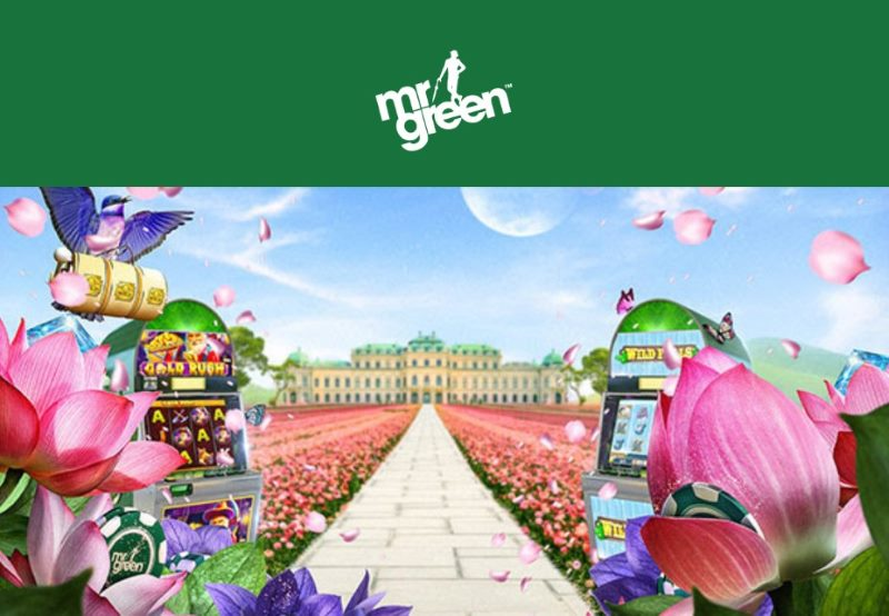 Mr Green €7,500 Spring Blossoms