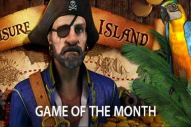 Slotland Treasure Island bonus Code