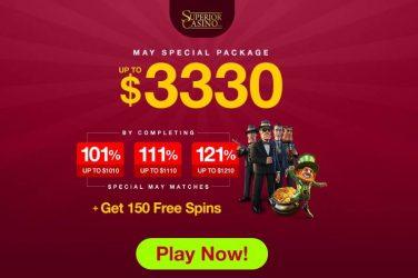 Superior Casino Mother's Day Bonuses