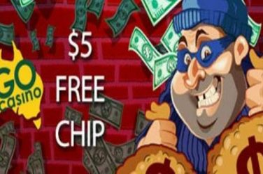 Fair Go Casino Cash Bandits 2 Bonus Codes