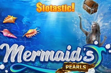 Slotastic Mermaid's Pearls Bonus Codes