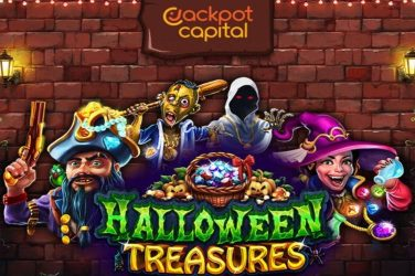 Jackpotcapital Halloween Treasures Bonus Codes