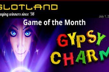 Slotland Gypsy Charm Bonus Code